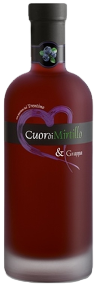 Cuordi Mirtillo & Grappa